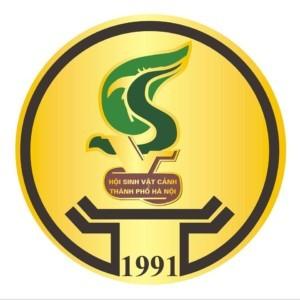 logo hội sinh vật cảnh hà nội
